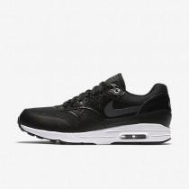 Nike zapatillas para mujer air max 1 ultra 2.0 negro/negro/blanco/hematita metálico