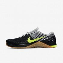 Nike zapatillas para hombre metcon dsx flyknit negro/gris lobo/negro/voltio