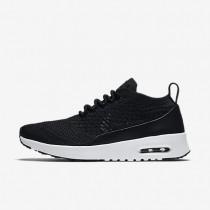 Nike zapatillas para mujer air max thea ultra flyknit pncl negro/blanco/negro