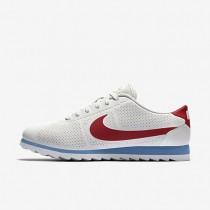 Nike zapatillas para mujer cortez ultra moire blanco cumbre/azul universitario/rojo universitario
