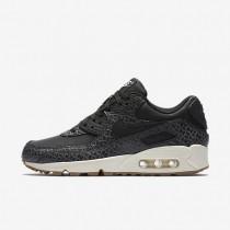 Nike zapatillas para mujer air max 90 premium negro/vela/marrón medio goma/negro
