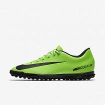 Nike zapatillas para hombre mercurial vortex iii tf verde eléctrico/lima flash/blanco/negro