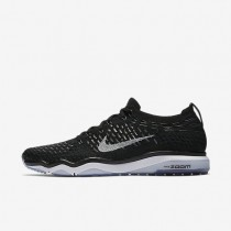 Nike zapatillas para mujer zoom fearless flyknit negro/blanco