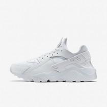 Nike zapatillas para hombre air huarache blanco/platino puro/blanco