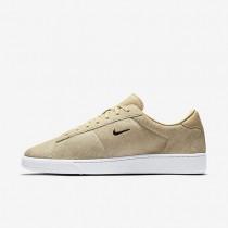 Nike zapatillas para hombre court tennis classic cs lx lino/blanco/negro