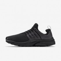 Nike zapatillas para hombre air presto negro/negro/negro