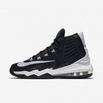 Nike zapatillas para hombre air max audacity 2016 negro/blanco/platino puro/reflejo plata