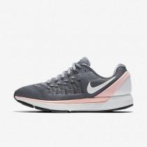 Nike zapatillas para mujer air zoom odyssey 2 gris azulado/lava resplandor/azul polarizado/blanco cumbre