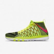 Nike zapatillas para hombre train ultrafast flyknit voltio/multicolor/multicolor