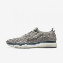 Nike zapatillas para mujer lab air zoom fearless flyknit carbón claro/vela/jade helado/carbón claro