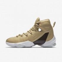 Nike zapatillas para hombre lebron xiii elite lb lino/multicolor