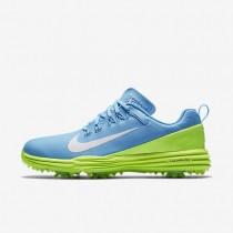 Nike zapatillas para mujer lunar command 2 azul cielo vivo/verde fantasma/blanco