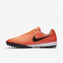 Nike zapatillas para hombre magista onda ii tf carmesí total/mango brillante/negro