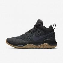 Nike zapatillas para hombre zoom rev 2017 negro/antracita/blanco