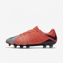 Nike zapatillas para mujer hypervenom phantom 3 fg gris lobo/naranja máximo/melón brillante/morado dinastía