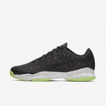 Nike zapatillas para hombre court air zoom ultra qs ldn multicolor/verde fantasma/blanco cumbre/negro