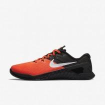 Nike zapatillas para mujer metcon 3 amp carmesí total/negro/blanco