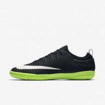 Nike zapatillas para hombre mercurialx finale ii ic negro/verde eléctrico/antracita/blanco
