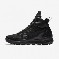 Nike zapatillas para hombre lupinek flyknit negro/antracita/negro