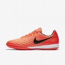 Nike zapatillas para hombre magista onda ii ic carmesí total/mango brillante/negro