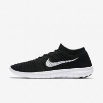 Nike zapatillas para hombre free rn motion flyknit negro/voltio/gris oscuro/blanco