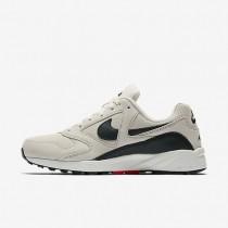 Nike zapatillas para hombre air icarus extra qs marrón verdoso claro/vela/negro/negro