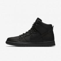Nike SB Dunk Hi Pro Bota Zapatillas de skateboard - Hombre Negro/Antracita/Negro Estilo: 923110-001