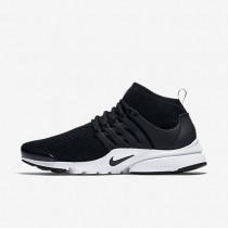 Nike zapatillas para hombre air presto ultra flyknit negro/blanco/verde eléctrico/negro