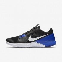 Nike zapatillas para hombre fs lite trainer 3 negro/azul carrera/antracita/blanco