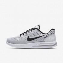 Nike zapatillas para hombre lunarglide 8 blanco/negro