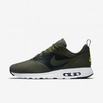Nike zapatillas para hombre air max tavas se caqui militar/negro/verde eléctrico/caqui militar