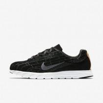 Nike zapatillas para hombre mayfly premium negro/gris oscuro/lino/negro