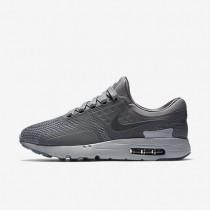 Nike zapatillas unisex air max zero gris azulado/gris lobo/gris oscuro