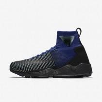 Nike zapatillas para hombre zoom mercurial flyknit azul royal intenso/voltio/negro