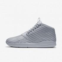 Nike zapatillas para hombre jordan eclipse chukka gris lobo/negro/blanco