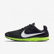 Nike zapatillas unisex zoom streak lt 2 negro/voltio/blanco