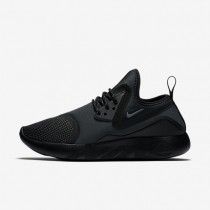 Nike zapatillas para mujer lunarcharge essential negro/negro/voltio/gris oscuro