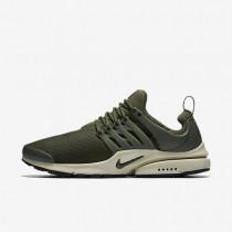 Nike zapatillas para hombre air presto essential caqui militar/ratán/negro/caqui militar