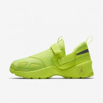 Nike zapatillas para hombre jordan trunner lx energy voltio/plata metalizado/plata metalizado