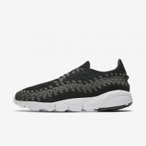 Nike zapatillas para hombre air footscape woven nm negro/antracita/blanco/negro