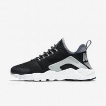 Nike zapatillas para mujer air huarache ultra se negro/gris azulado/platino puro/negro