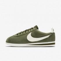 Nike zapatillas para hombre classic cortez leather se verde legión/vela