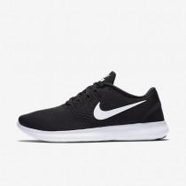 Nike zapatillas para mujer free rn negro/antracita/blanco
