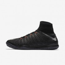 Nike zapatillas para hombre hypervenomx proximo ii dynamic fit ic negro/negro/antracita/plata metalizado