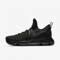 Nike zapatillas para hombre zoom kd 9 negro/antracita/negro