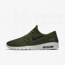 Nike zapatillas para hombre sb stefan janoski max verde legión/platino puro/negro