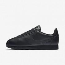 Nike zapatillas para mujer beautiful x classic cortez premium negro/negro/negro