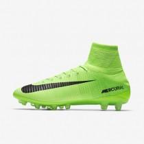 Nike zapatillas para hombre mercurial superfly v ag-pro verde eléctrico/verde fantasma/blanco/negro