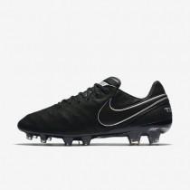 Nike zapatillas para hombre tiempo legend vi tech craft 2.0 fg negro/negro