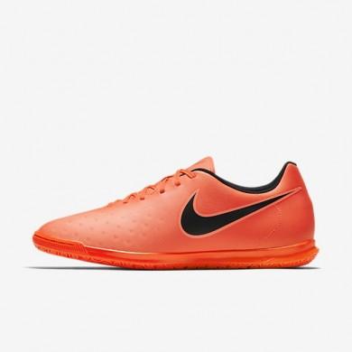 Nike zapatillas para hombre magista ola ii ic carmesí total/mango brillante/negro